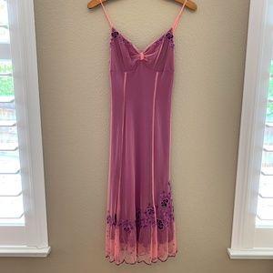 Betsey Johnsin Evening Dress